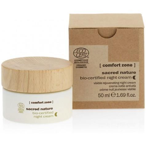 Comfort Zone Sacred Nature Night Cream (Bio-Certified)