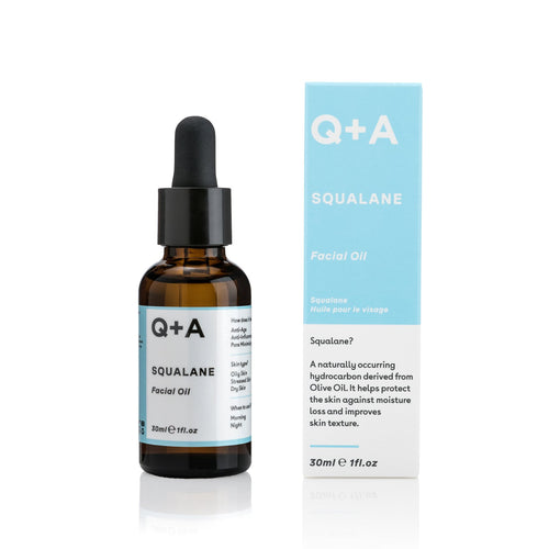 Q&A Sqaulane Facial Oil