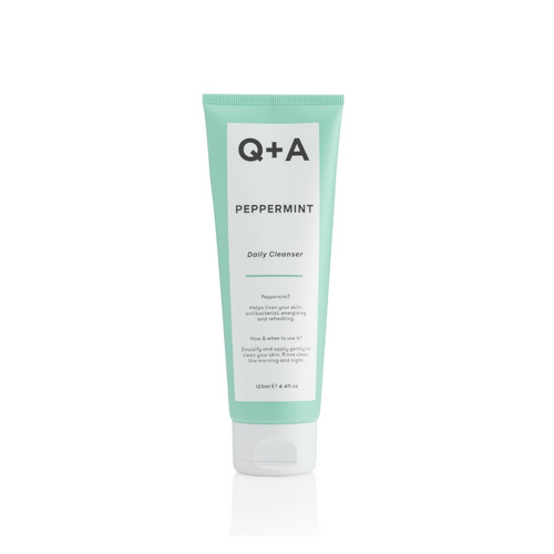 Q&A Peppermint Daily Wash