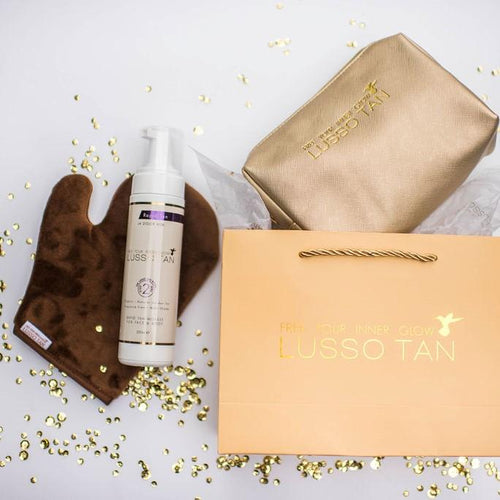 Lusso Flawless Tan Gift Set