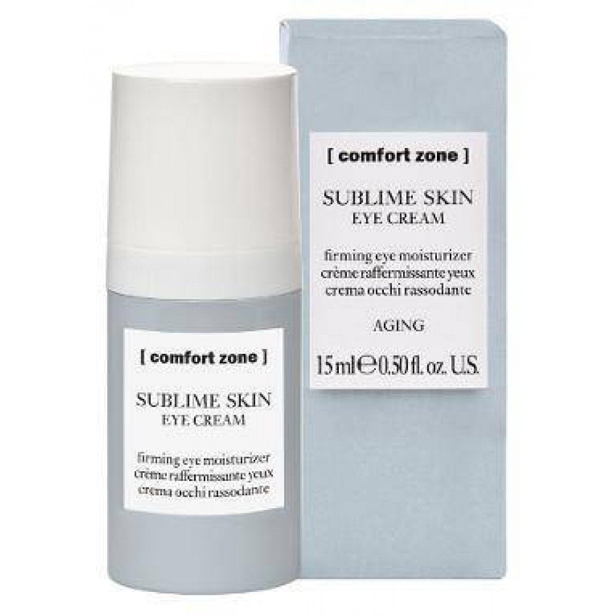 Comfort Zone Sublime Skin Eye Cream 15ml