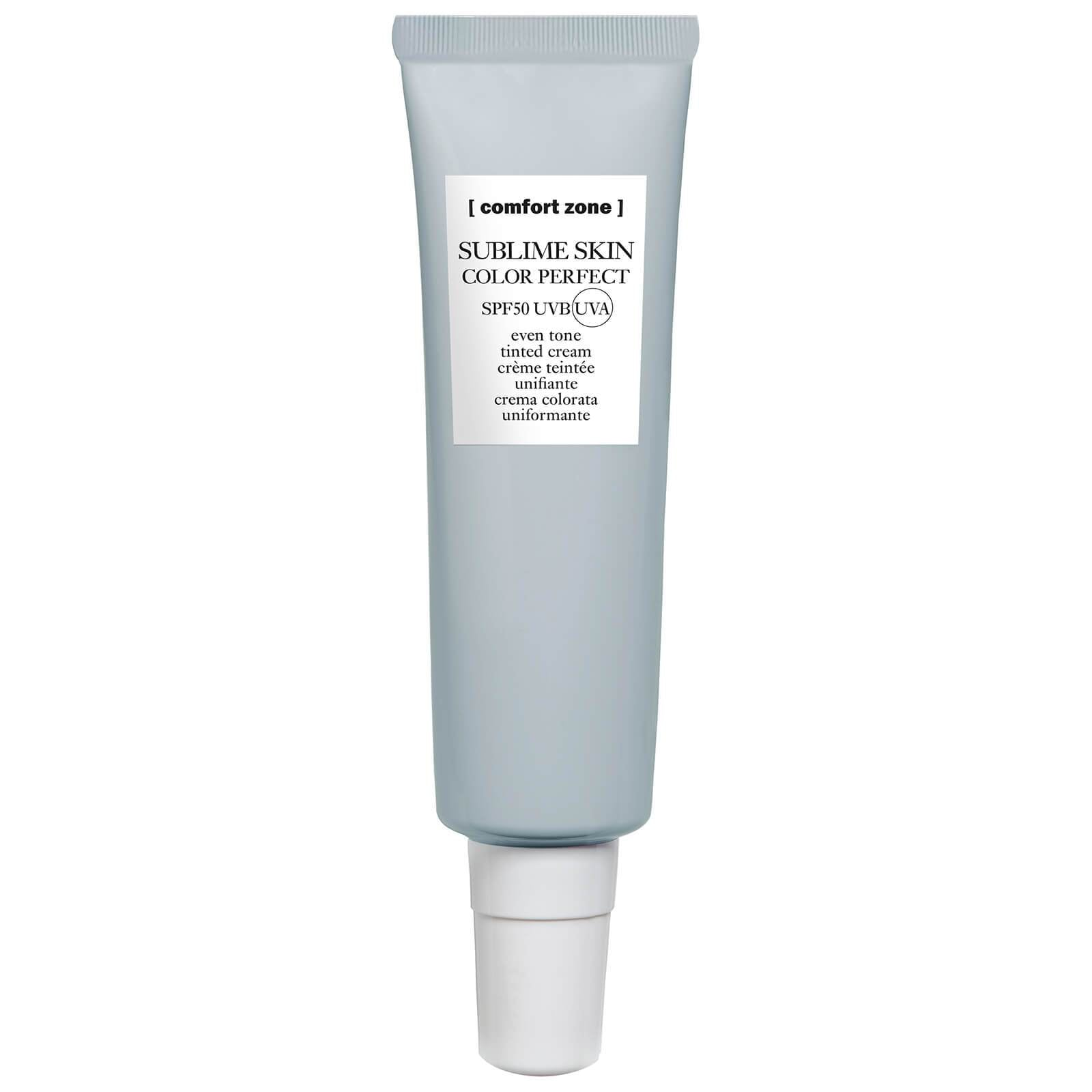 Comfort Zone Sublime Skin Color Perfect SPF50 40ml