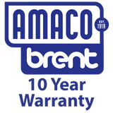 Brent 10 Year Warranty