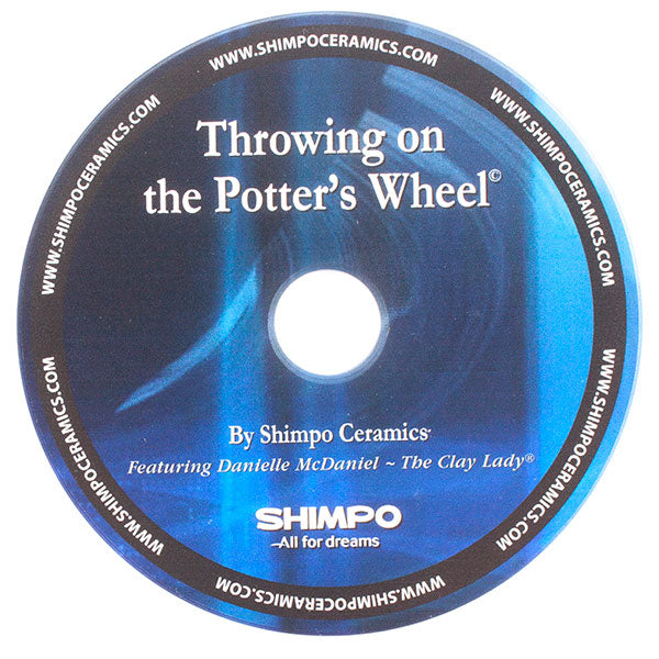 FREE DVD, Throwing on the Potter's Wheel