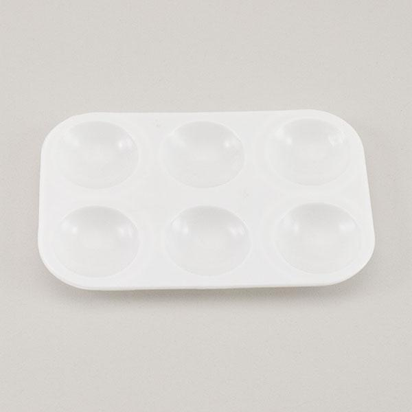 Plastic Paint Tray – 6 Well