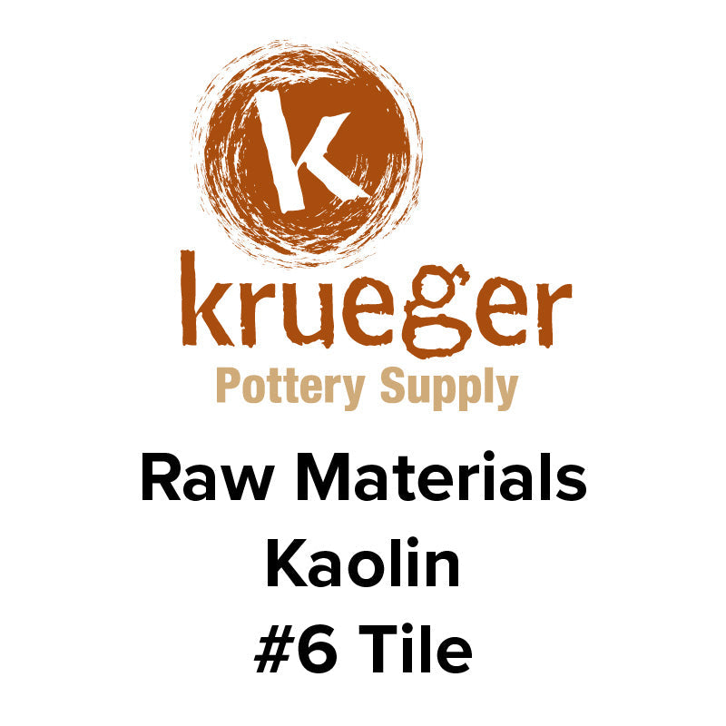 Kaolin - #6 Tile