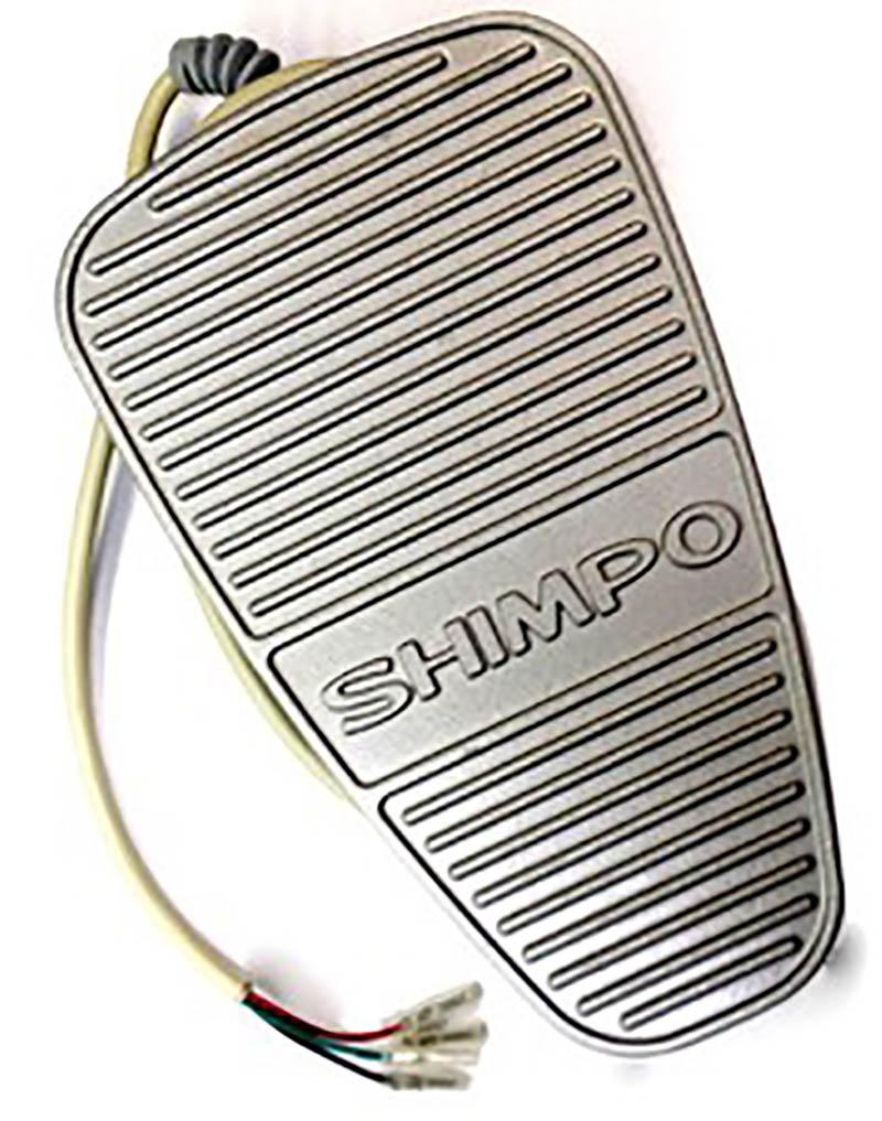 Shimpo Aspire Spare Parts – Foot Pedal Conversion Kit