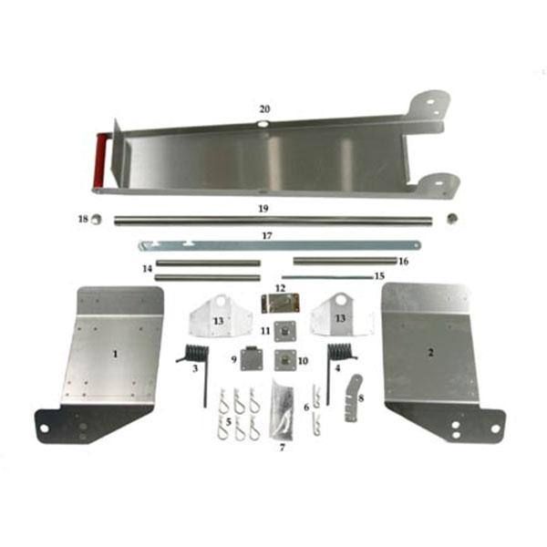 Skutt Lid Lifter Upgrade Kit for 1231, 1227, 1222 or 1218