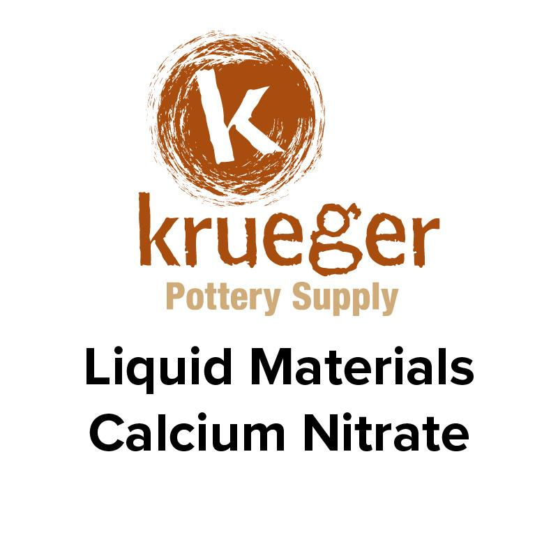 Liquid Materials - Calcium Nitrate