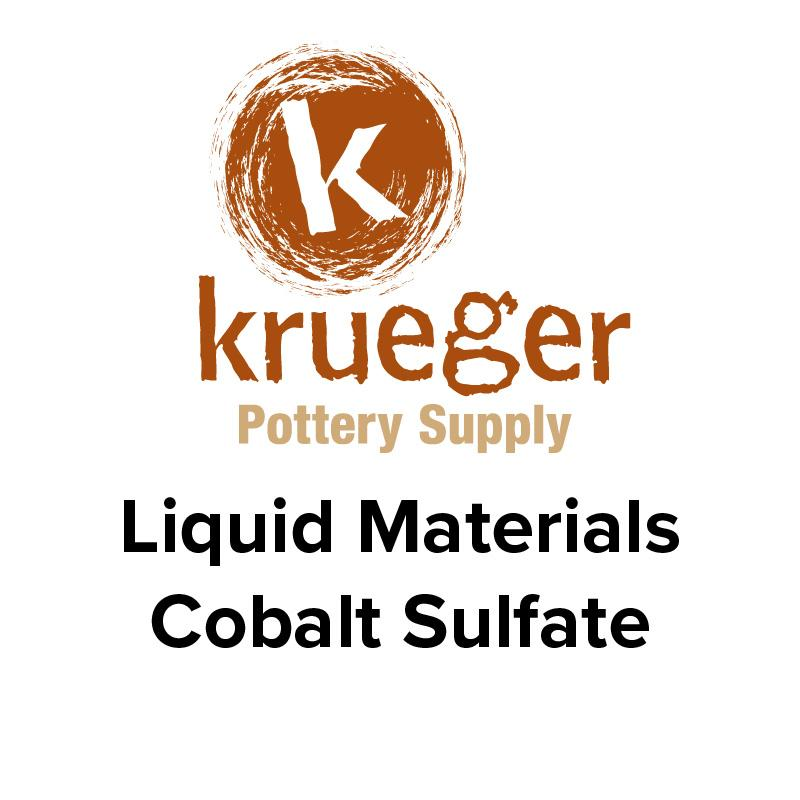 Liquid Materials - Coblat Sulfate