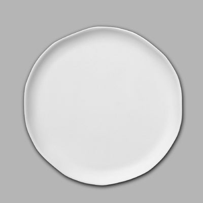 Mayco Earthenware Bisque - MB1116 Casualware Dinner Plate
