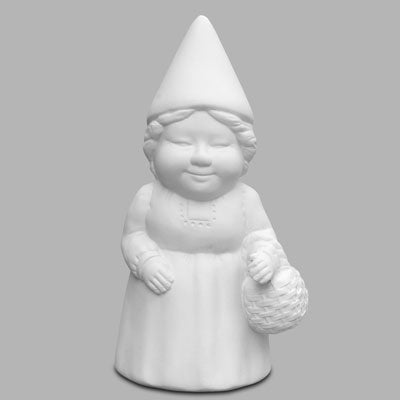 Mayco Earthenware Bisque - MB1212 Gnome Hilda