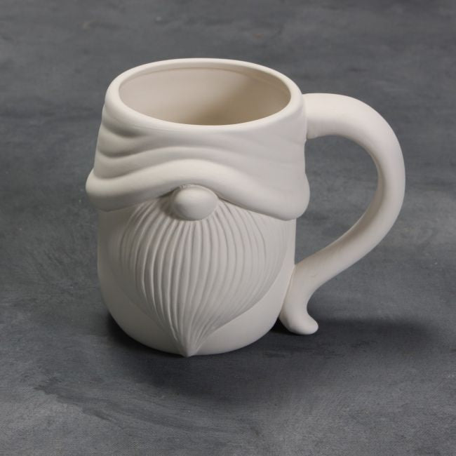 Mayco Earthenware Bisque - MB1543 Gnome Mug