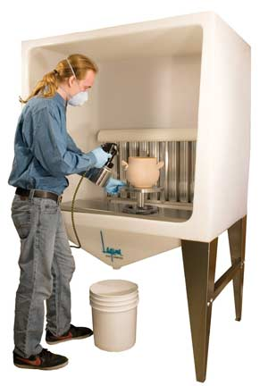 Laguna Pro-V Spray Booth