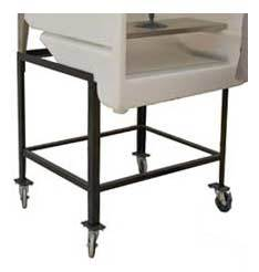 Laguna Pro-X Spray Booth Stand with Castors