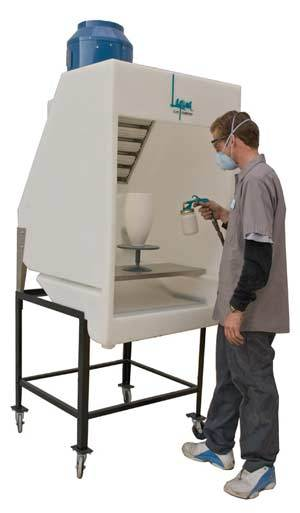 Laguna Pro-X Spray Booth
