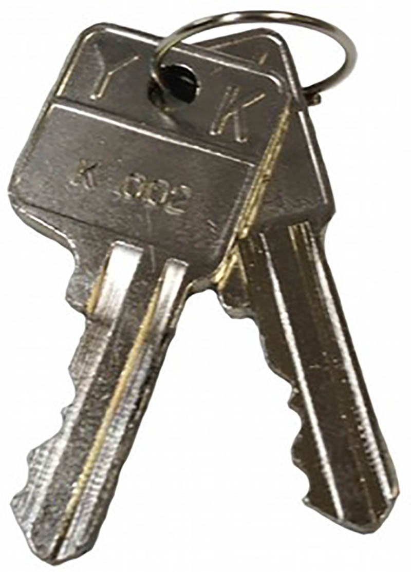 Shimpo PM-071 Parts – Key for PM-071 (new style, square)