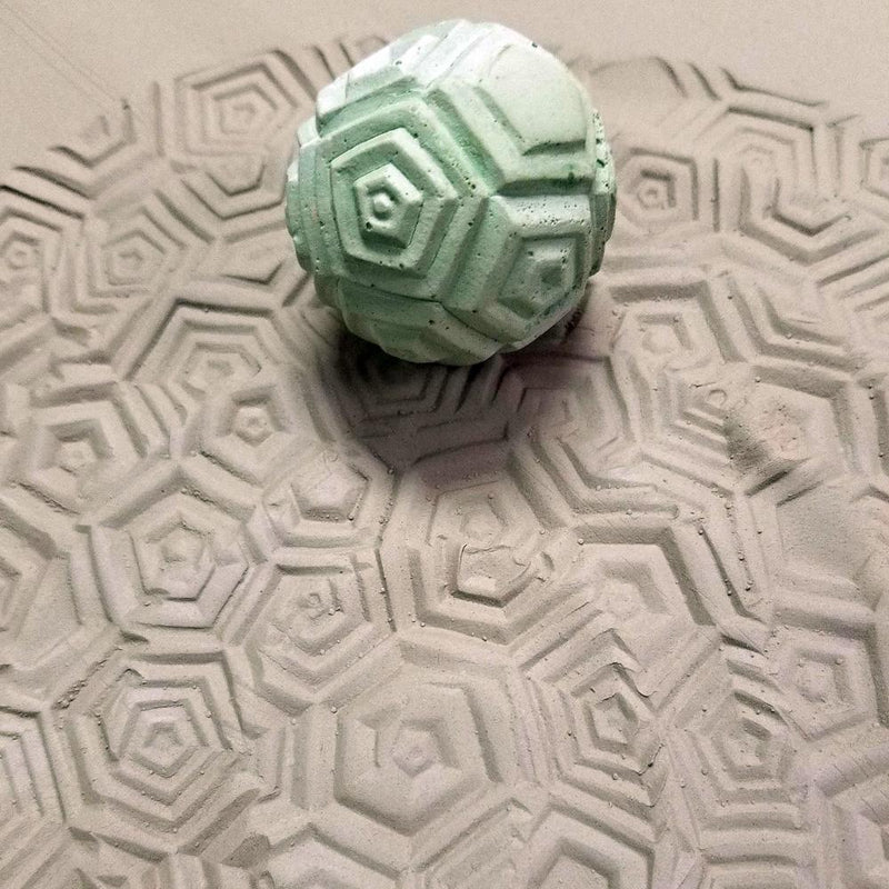 Clay Planet Texture Sphere – Penta