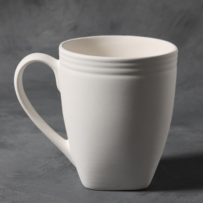 Mayco Stoneware Bisque - SB108 Contemporary Mug