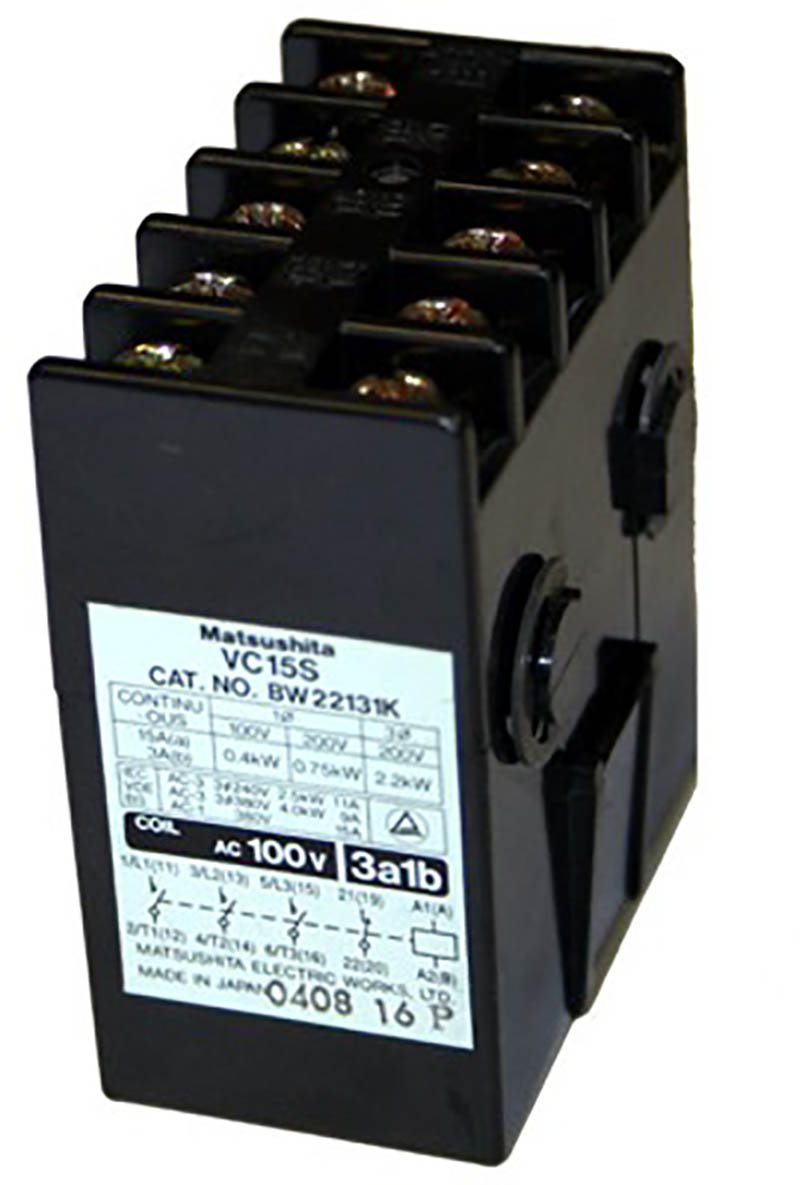 Shimpo NRA-04/04S Parts – Limit Switch Relay