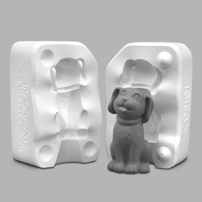 Mayco - Castable Slip Cast Mold – CD1181 – Dog