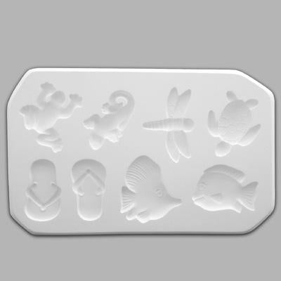 Mayco - Sprig Mold – CD916 – Project Press Molds (8 Designs)