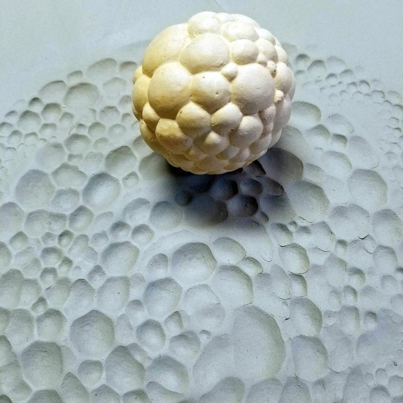 Clay Planet Texture Sphere – Cellular