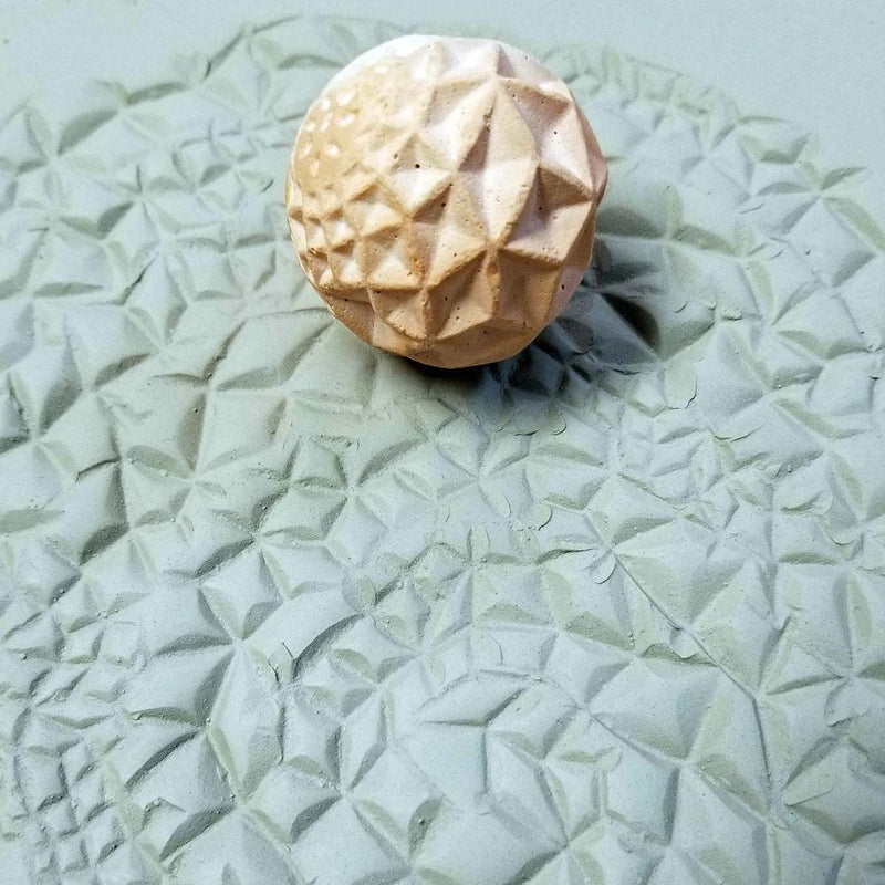 Clay Planet Texture Sphere – Crystals