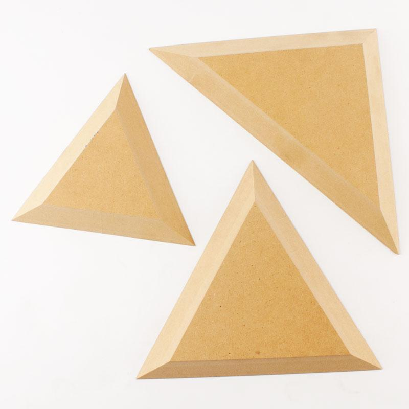 GR Pottery Forms – Triangles
