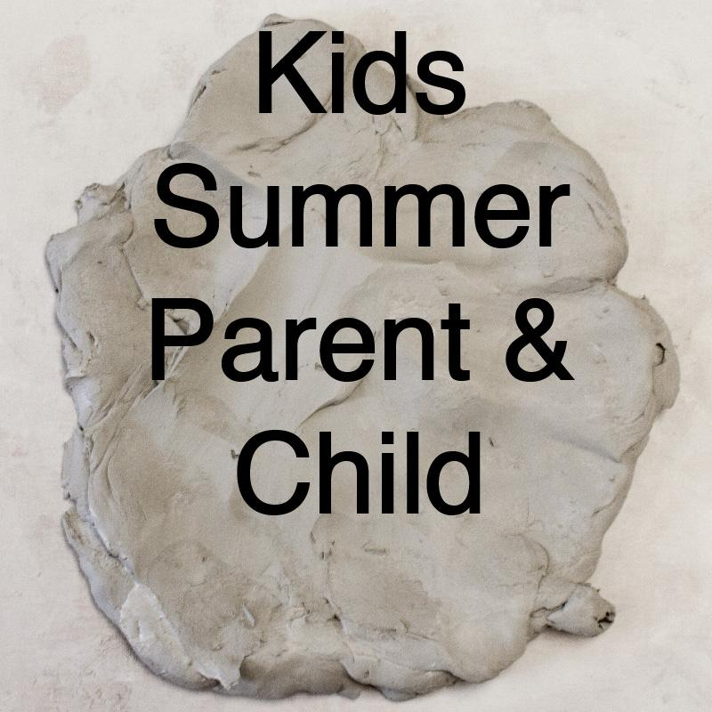 Kids Summer Parent/Child Summer Classes