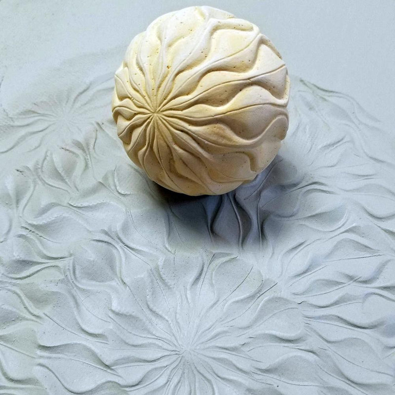 Clay Planet Texture Sphere – Seaweed
