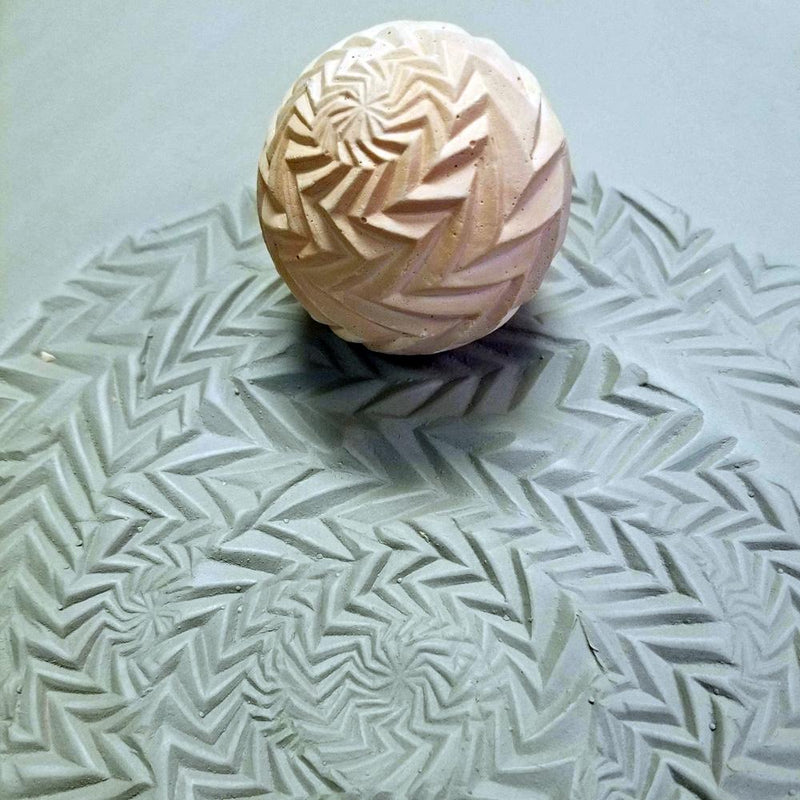 Clay Planet Texture Sphere – ZigZag