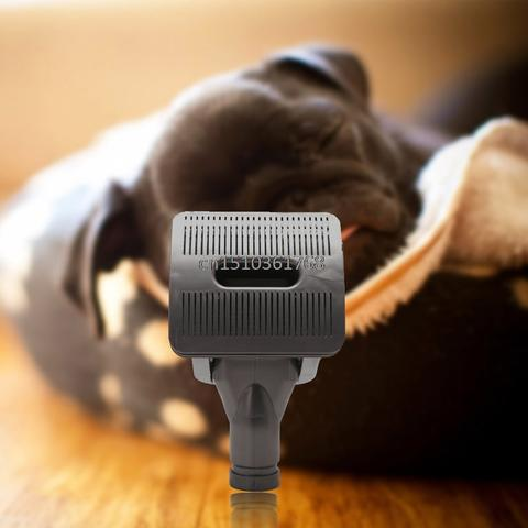 Universal Vacuum Pet Groomer Attachment - ProsperousNomad.com