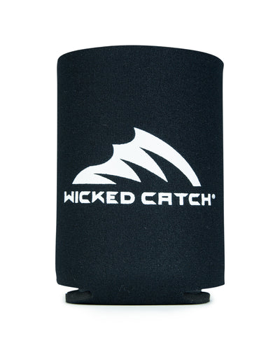Wicked Catch Iconic black can cooler