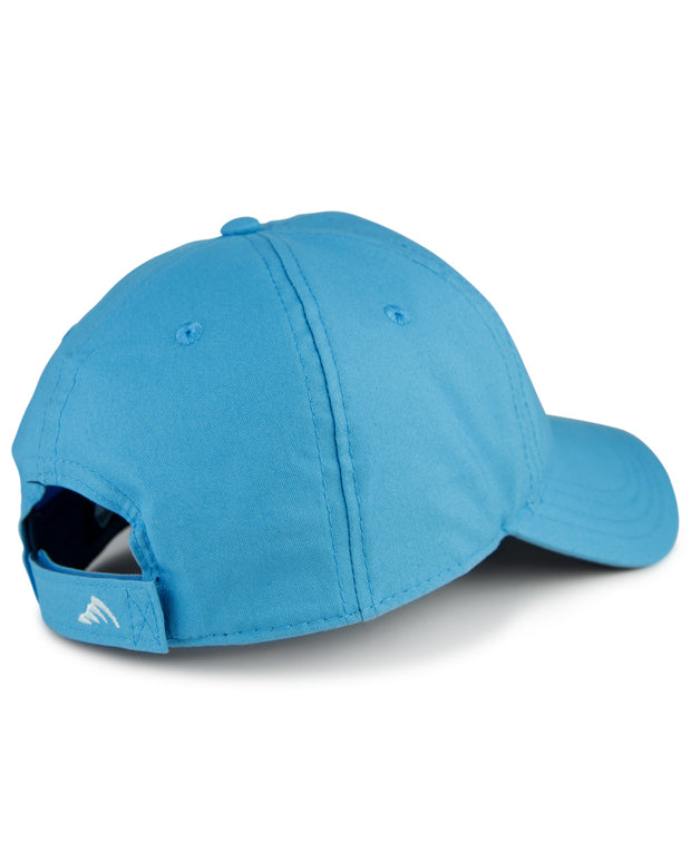 WC Logo - Carolina: Wicked Catch lightweight fishing hat - back