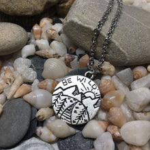 Load image into Gallery viewer, Be Wild Adventure Necklace