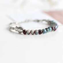 Load image into Gallery viewer, Cherry Blossom Reflections Bracelet