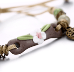 Nature Memories Handmade Bracelet