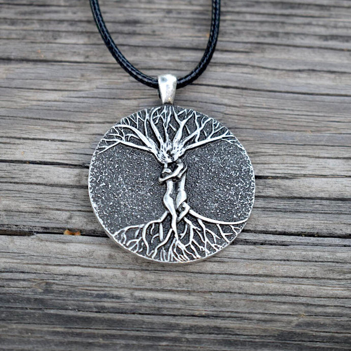 Kindred Spirits Pendant Necklace