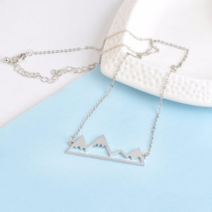 Mountain Range Necklace