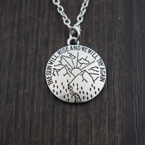 Mental Health Necklace