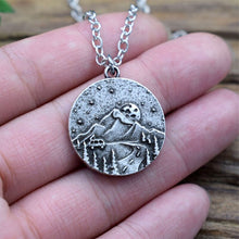 Load image into Gallery viewer, Road to Adventure Pendant Necklace