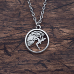 Climber Life Pendant Necklace