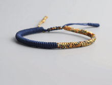 Load image into Gallery viewer, Tibetan Lucky Travelling Rope Bracelet