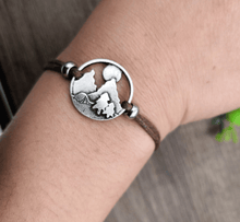 Load image into Gallery viewer, Nature's Calling Bracelet