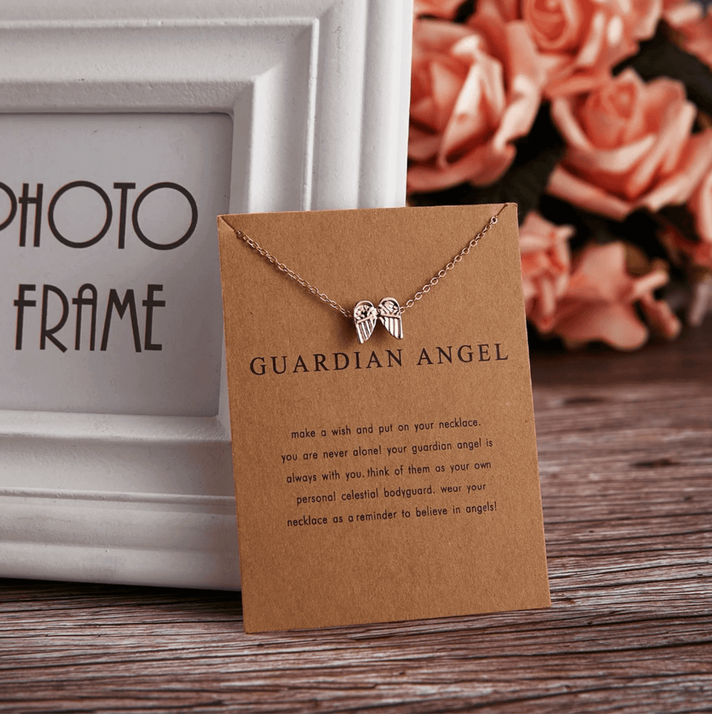 Your Guardian Angel Necklace