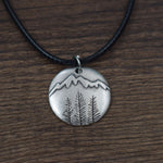 Forest View Pendant Necklace
