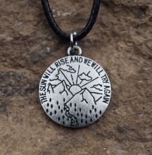 Load image into Gallery viewer, Inspirational Nature Necklace