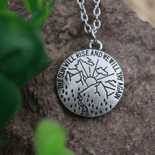 Load image into Gallery viewer, Inspirational Necklace