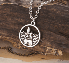 Load image into Gallery viewer, Surf Dreaming Handmade Necklace